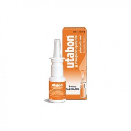 utabon (35 mcg/pulsacion nebulizador nasal 15 ml )