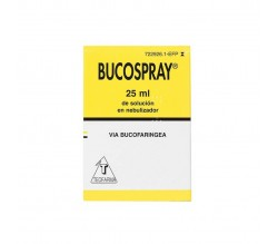 BUCOSPRAY (AEROSOL TOPICO 25 ML )
