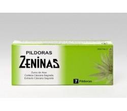 PILDORAS ZENINAS (7 PILDORAS )