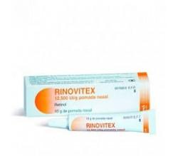 RINOVITEX (12500 UI/G POMADA NASAL 10 G )