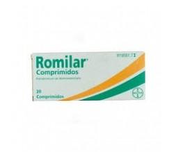 ROMILAR (15 MG 20 COMPRIMIDOS )