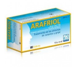 ARAFRIOL (500 MG 10 SOBRES )