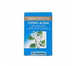 ARKOCAPSULAS ESPINO ALBAR (350 MG 48 CAPSULAS )