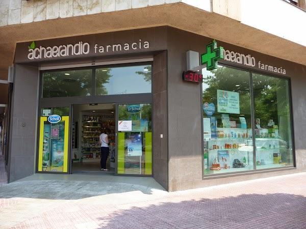 Farmacia Achaerandio