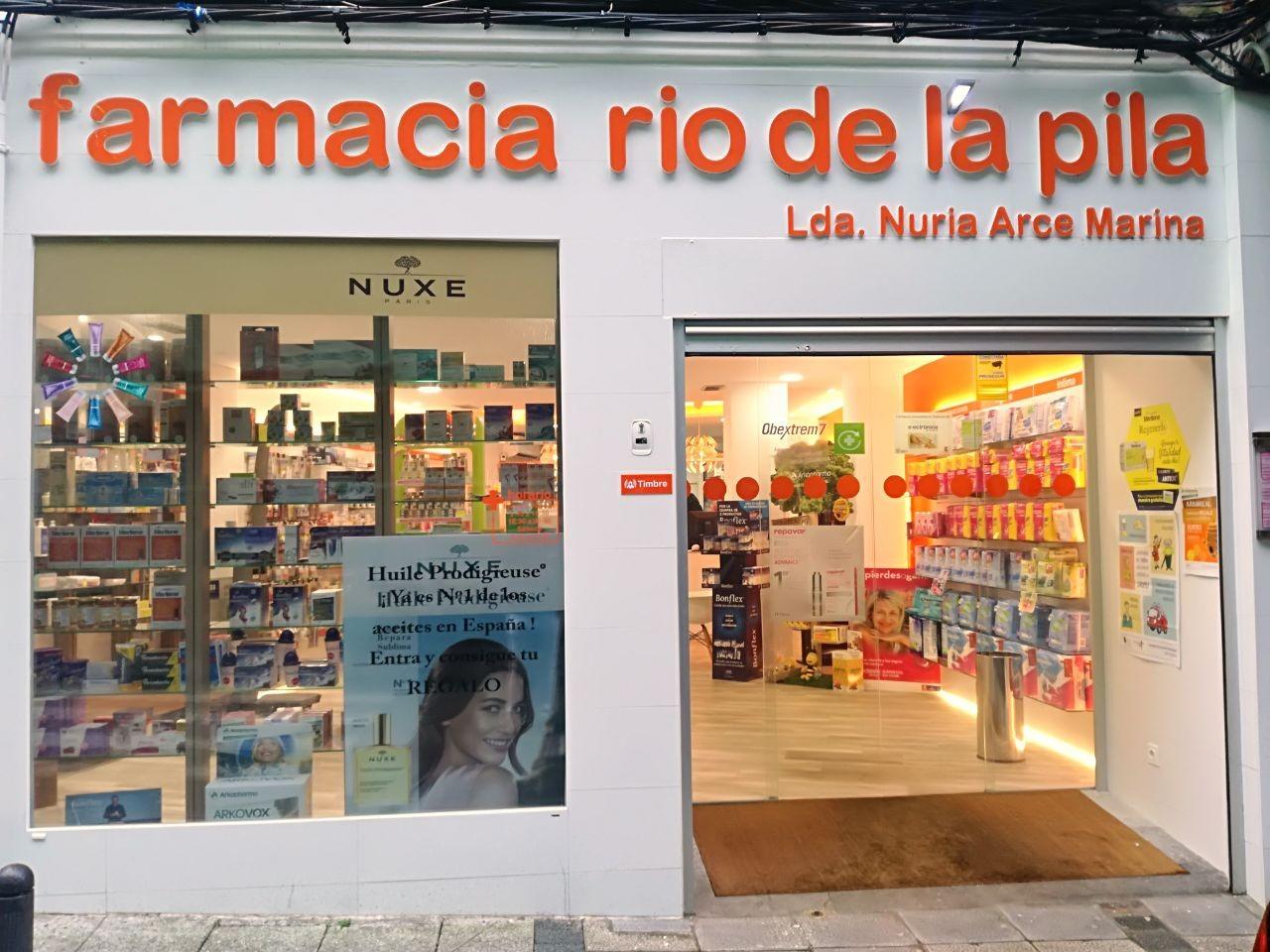 Farmacia Rio de la Pila